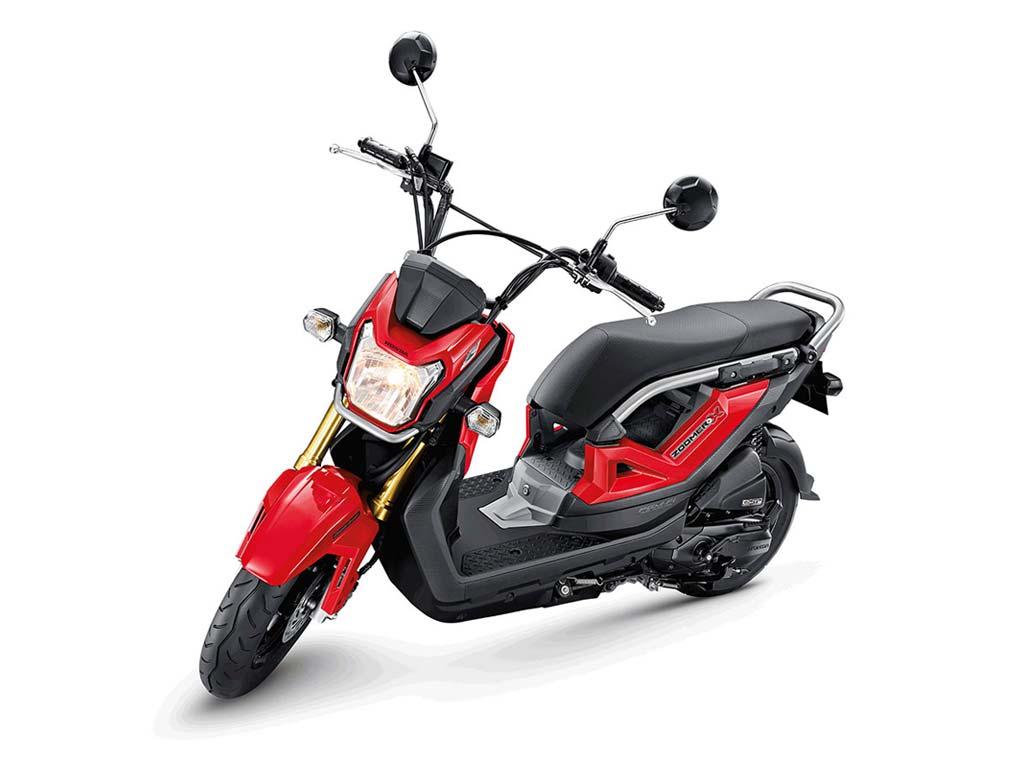 HONDA-ZOOMER-110cc