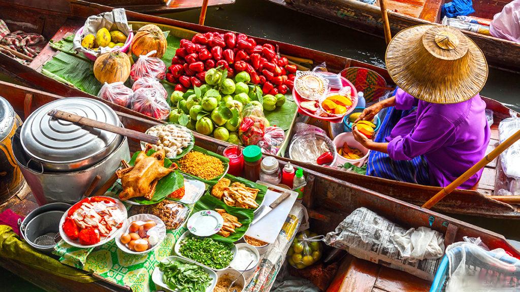 Float Market & Kwai River 01