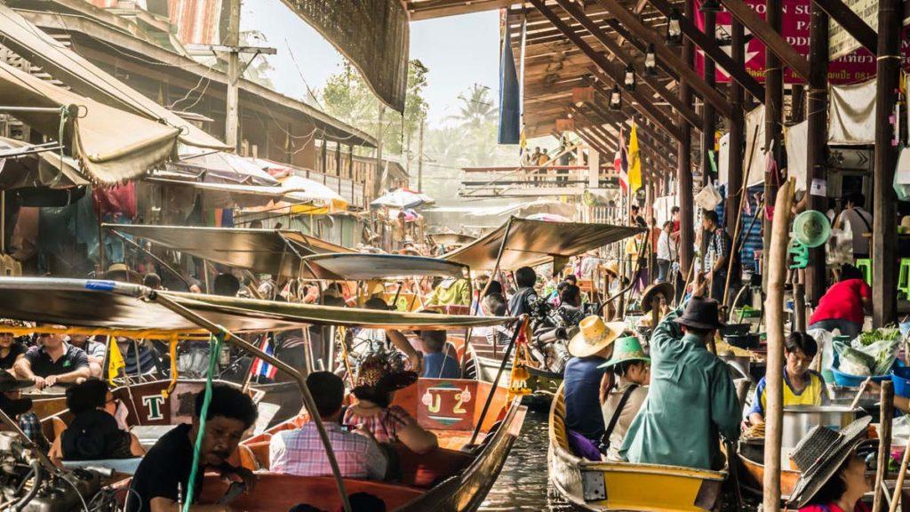 Float Market & Kwai River 02